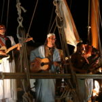 Caicco Portus Veneris - live on board - 2015
